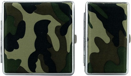 Zigarettenetui Army Tarnfarbe