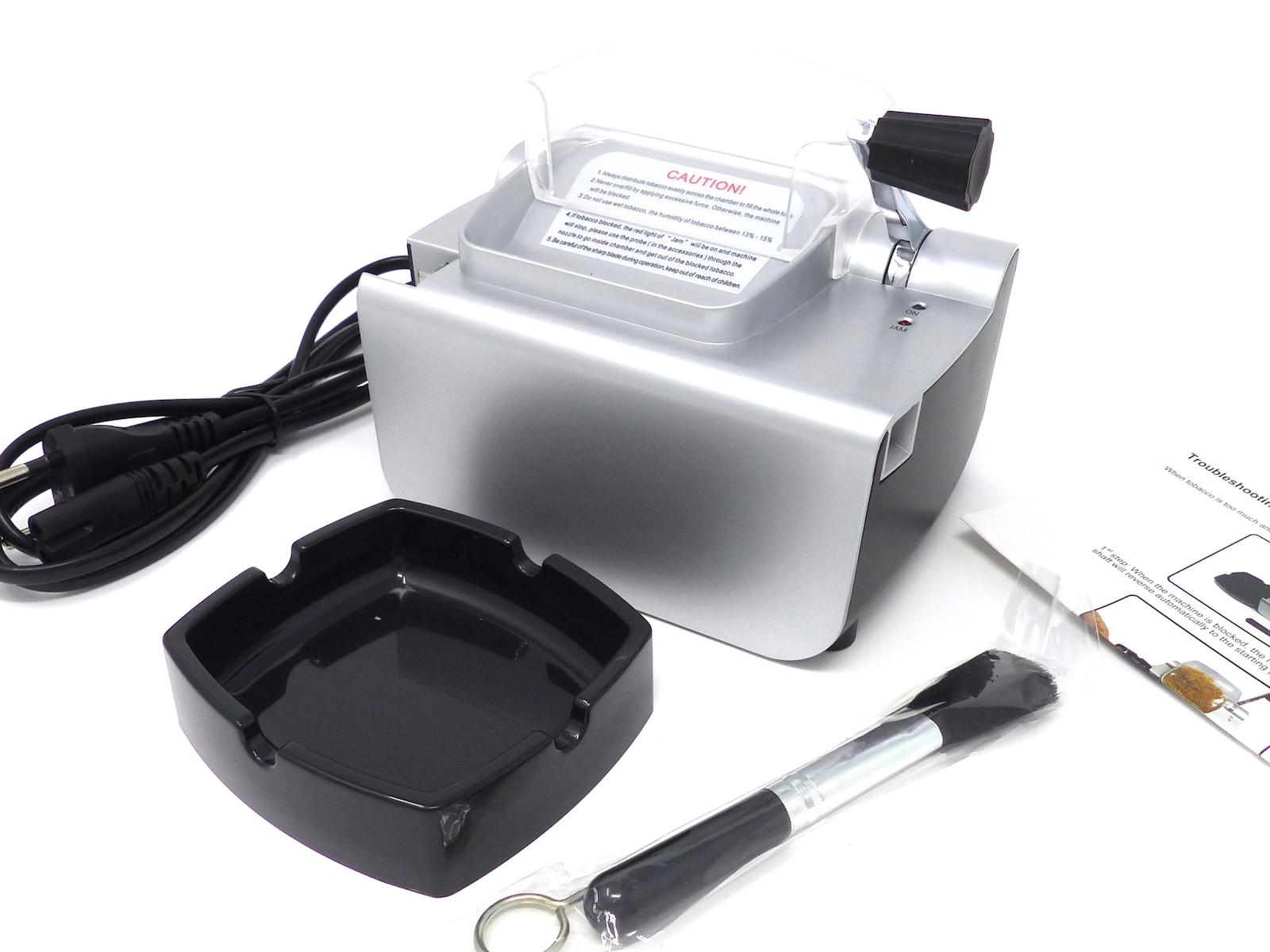 Elektrische Stopfmaschine Automatisch Rollomatic