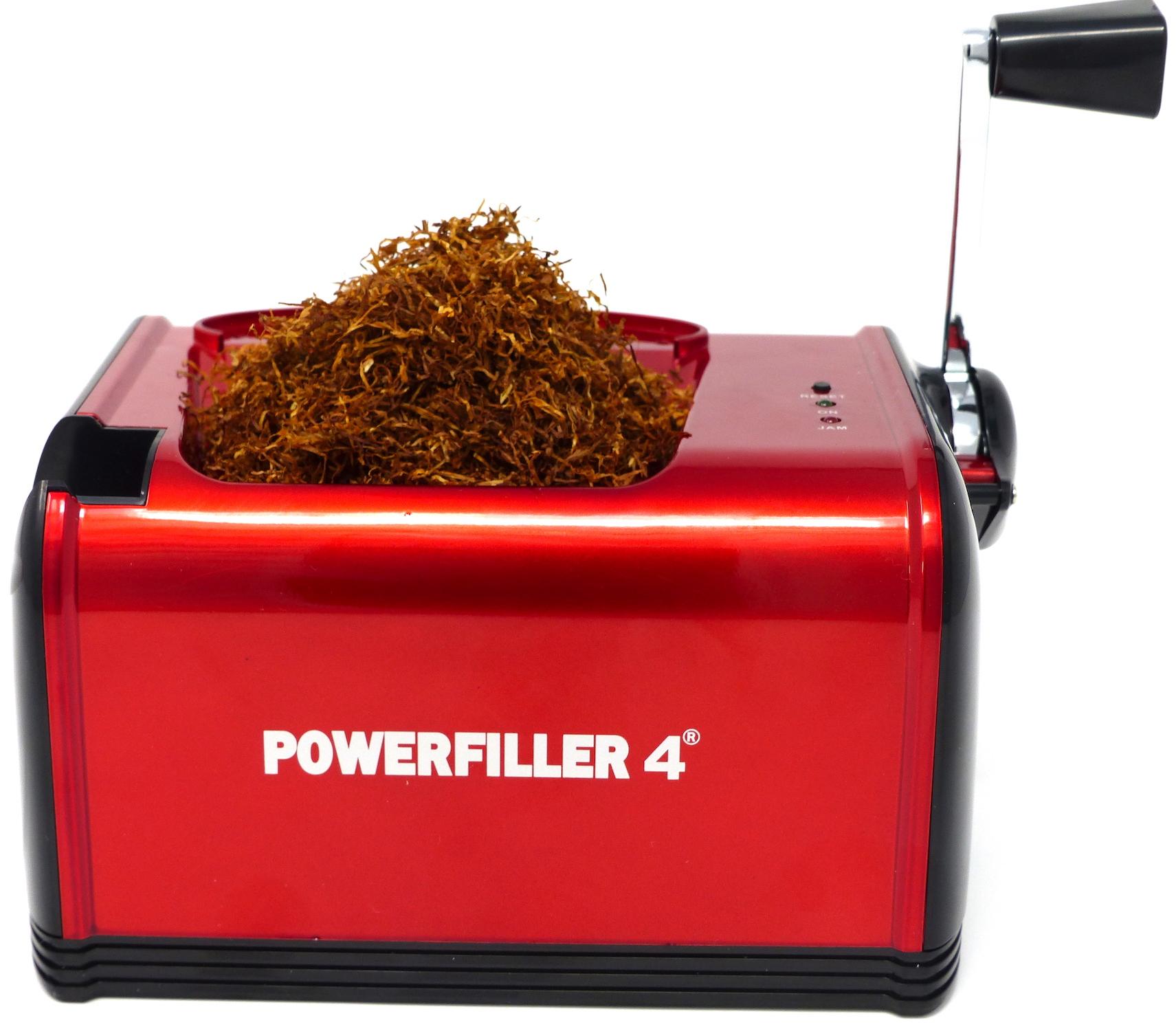 Elektrische Zigarettenstopmaschine PF4 rot