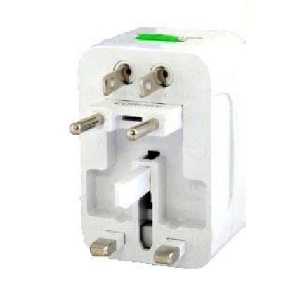 Hochwertiger Stromadapter - Weltweit nutzbar