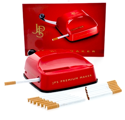 John Player Special JPS Maker Zigarettenstopfmaschine