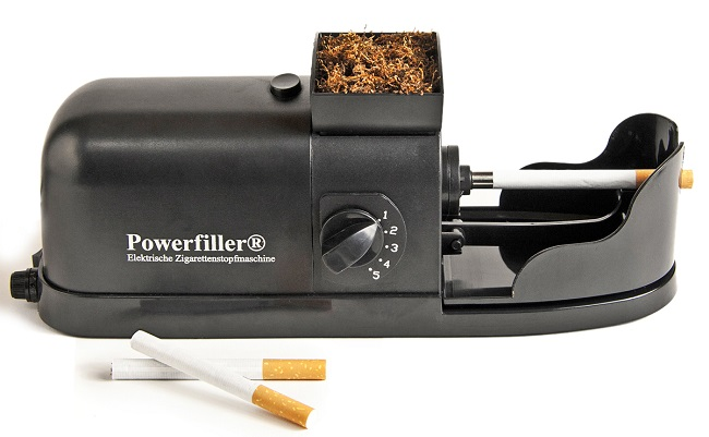 Powerfiller 1 elektrische Stopfmaschine