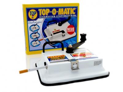 Top-o-Matic: Stopfmaschine von OCB