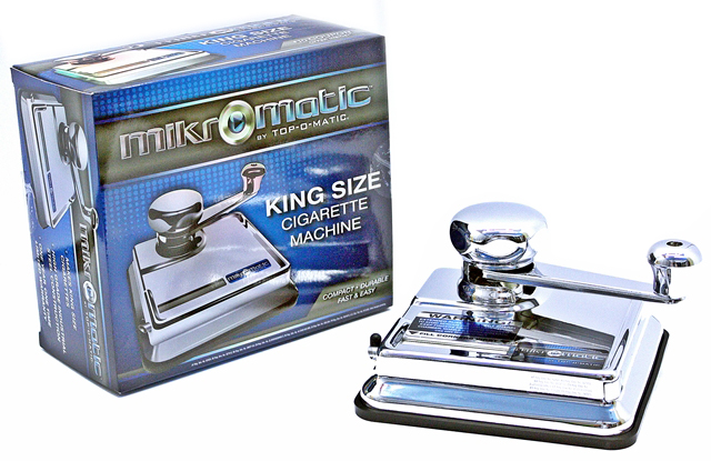 Mikromatic Zigarettenstopfmaschine