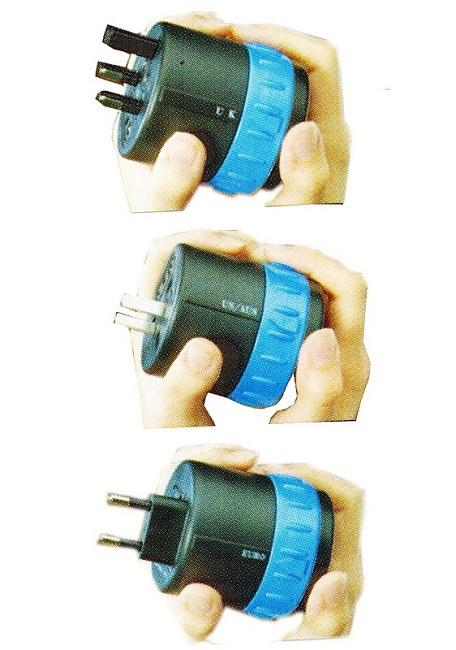 Welt Stromadapter