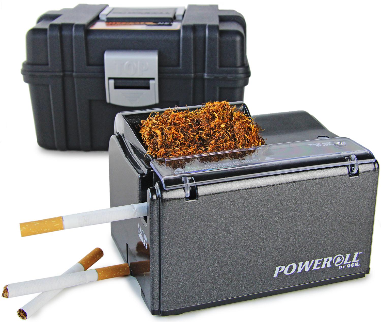 OCB Powerroll Ultimate elektische Stopfmaschine Zigarettenstopfmaschine