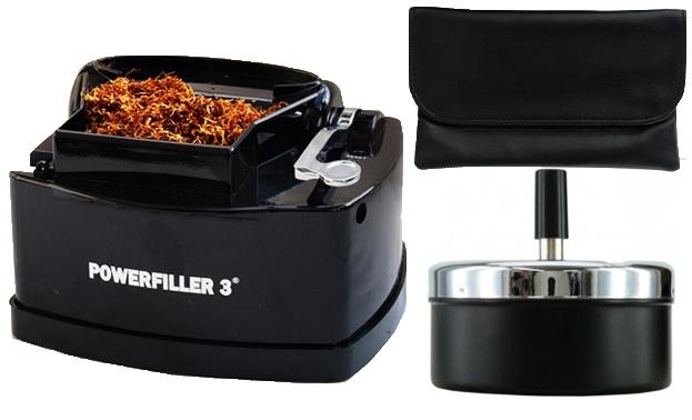 Powerfiller 3-S Stopfmaschine Premium Set