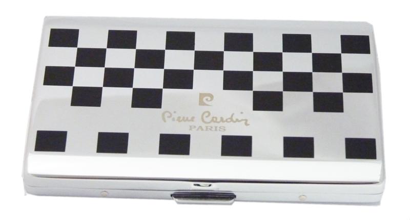 Pierre Cardin Karo Luxusetui