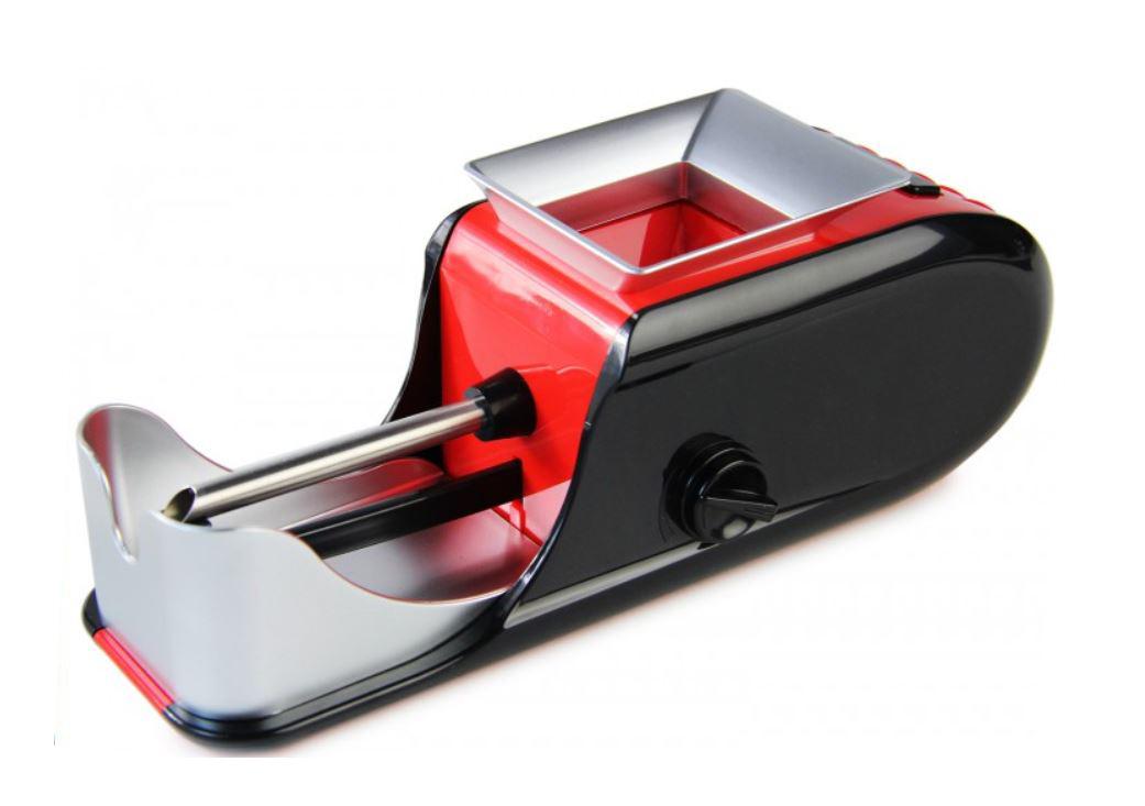 Elektrische Speedo 2017 Stopfmaschine Black-Red