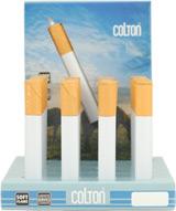 Designer  Feuerzeug in Optik einer Zigarette