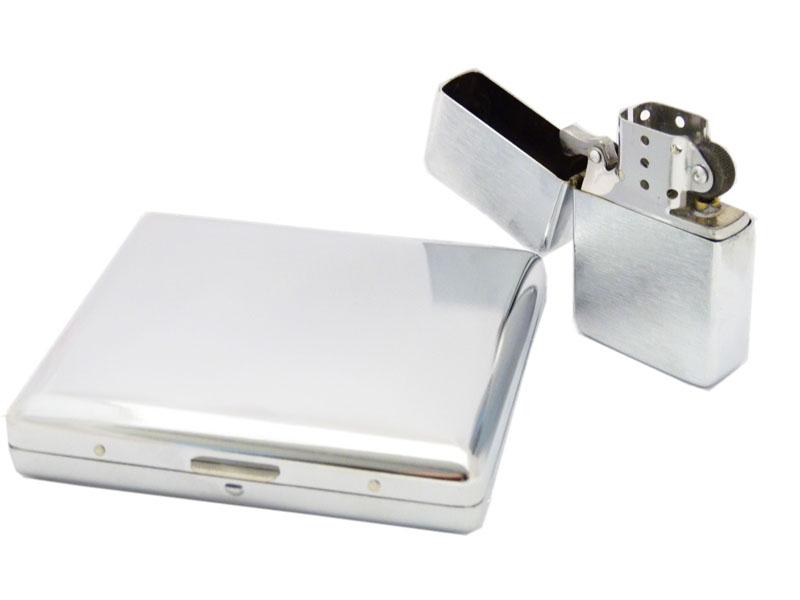 Premium Metall Zigarettenstopfmaschinen Deluxe-Set