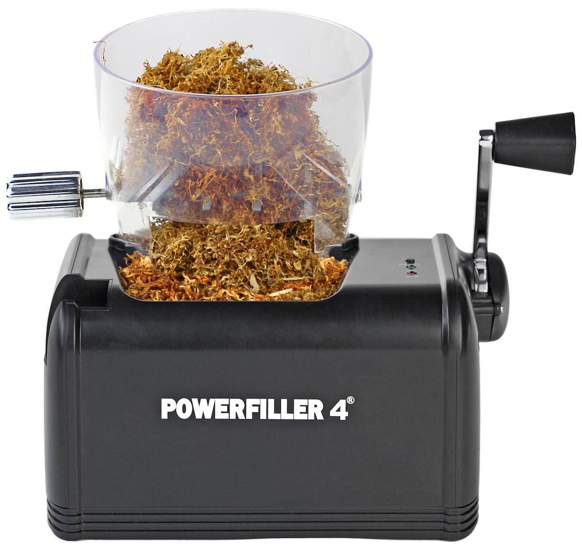 Powerfiller 4 Elektrische Zigarettenstopfmaschine XXL