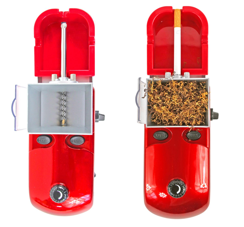Elektrische Zigarettenstopfmaschine Red Tube