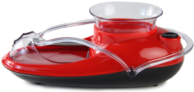 Elektrische Stopfmaschine Red Powerfiller iExplorer