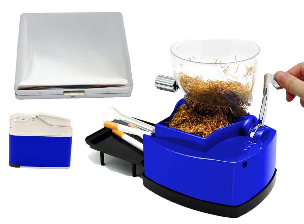 Powerfiller 3 Blau Geschenk Set