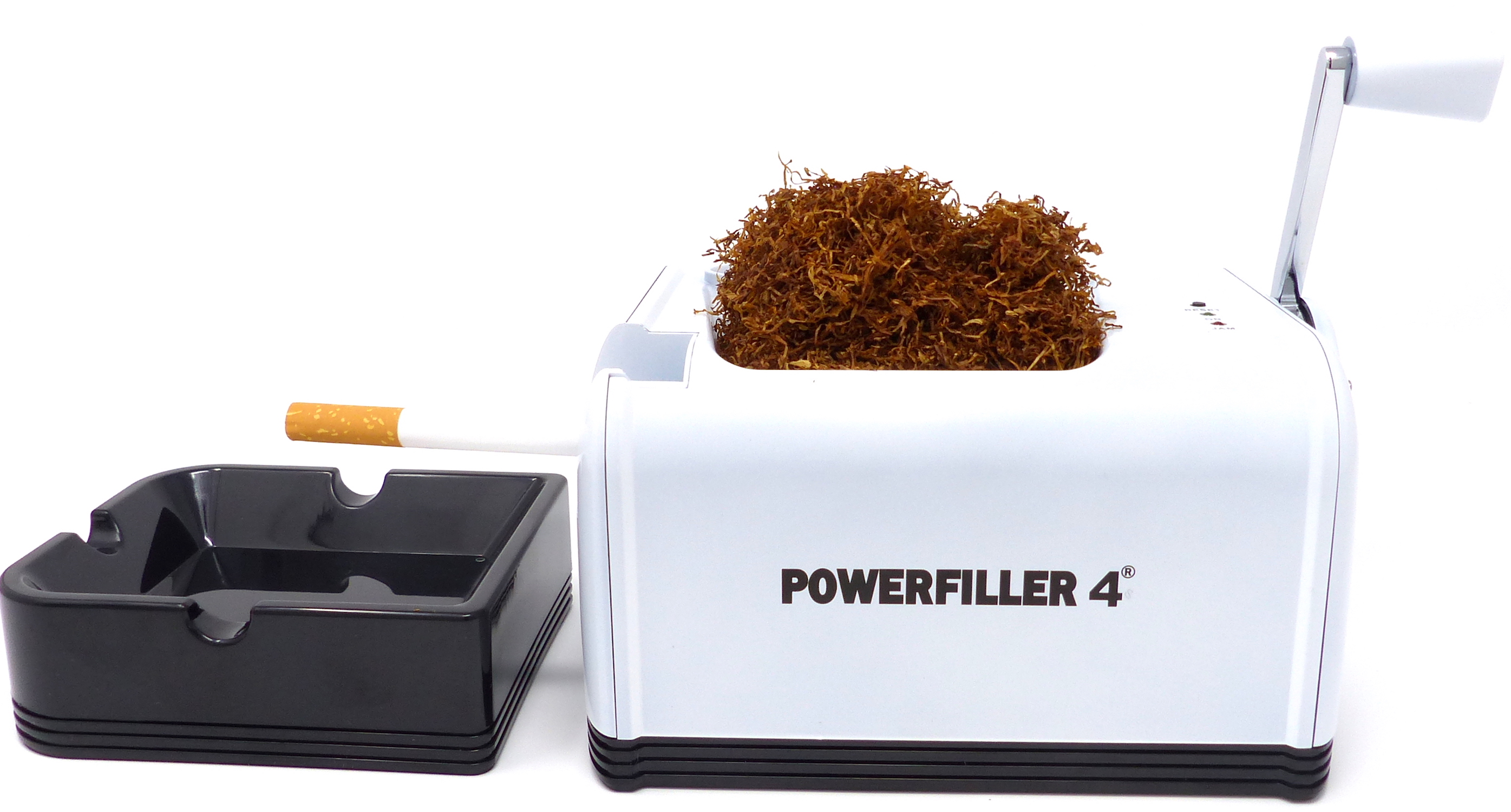 Powerfiller 4 elektrische Stopfmaschine Vorführgerät